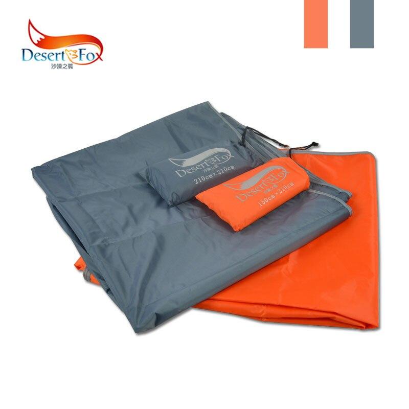Camping en plein air tapis imperméable Pique-Nique Plage 150*220 cm 210*210 cm oxford tente étanche à l'humidité pad