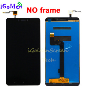 Image 2 - XIAOMI MI MAX 2 LCD Max2 IPS lcd display Touch Screen Digitizer with Frame Replacement Parts 1920*1080 for xiaomi mi max 2 lcd
