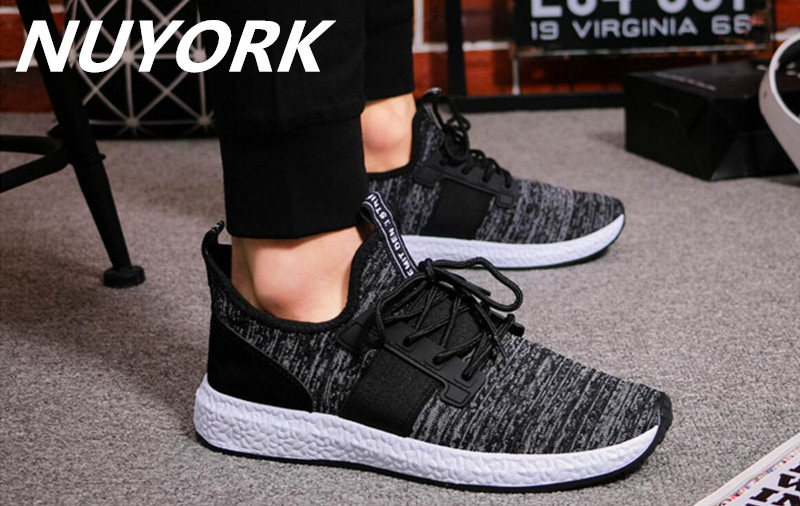 New listing hot sales Spring and Autumn sports shoes Fly line men Breathable running shoes 921
