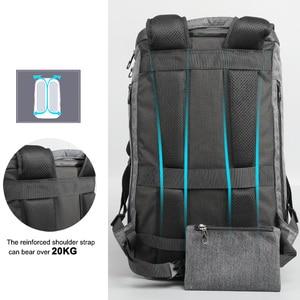 Image 4 - Tigernu 2020 새로운 고품질 방수 여행 배낭 남자 대용량 15.6 인치 노트북 Shockproof 패션 학교 배낭