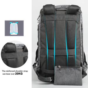 Image 4 - Tigernu 2020 Nieuwe Hoge Kwaliteit Waterdichte Travel Rugzakken Mannen Grote Capaciteit 15.6Inch Laptop Shockproof Fashion School Rugzakken