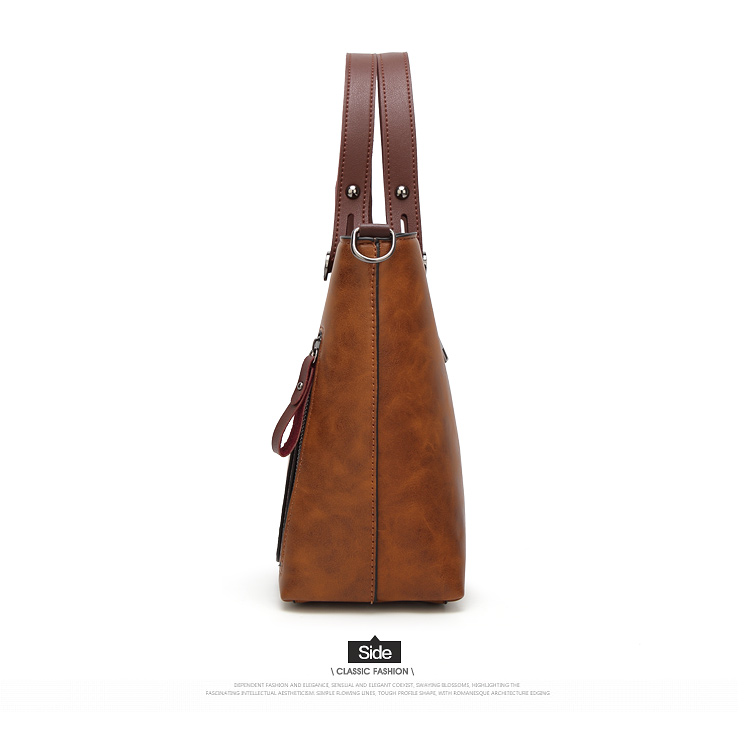 Tinkin Vintage   Shoulder Bag Female Causal Totes for Daily Shopping 19