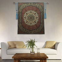 Bohemian Decoration for Home Mandala Tapestry Wall Hanging Living Room Decor Blanket Provence Art Paintings
