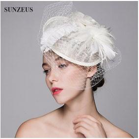 bridal hats c