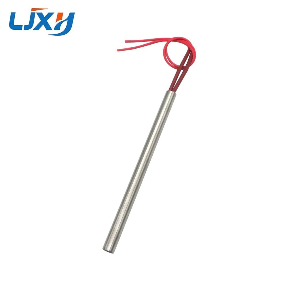LJXH AC110V/220V/380V Mould Dry-burning Heat Pipe Heating Element Cartridge Heater 12x180mm Tubular SizeLJXH AC110V/220V/380V Mould Dry-burning Heat Pipe Heating Element Cartridge Heater 12x180mm Tubular Size