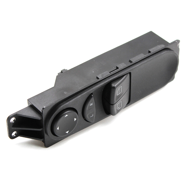 YAOPEI 6395450913 Front Power Master Window Switch for Mercedes W639 Vito 03-15 A6395450913
