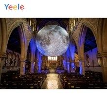 Yeele Photocall Church Interior Decor Customized Photography Backdrops Personalized Photographic Backgrounds For Photo Studio