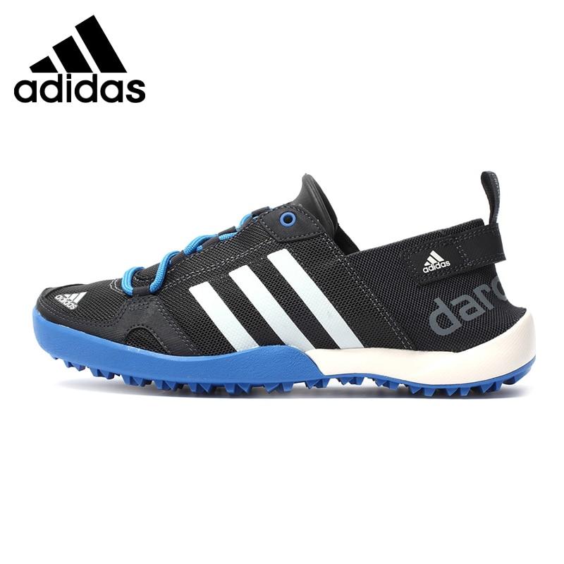 Original New Arrival 2018 Adidas CLIMACOOL DAROGA TWO Men s Aqua Shoes Outdoor Sports Sneakers