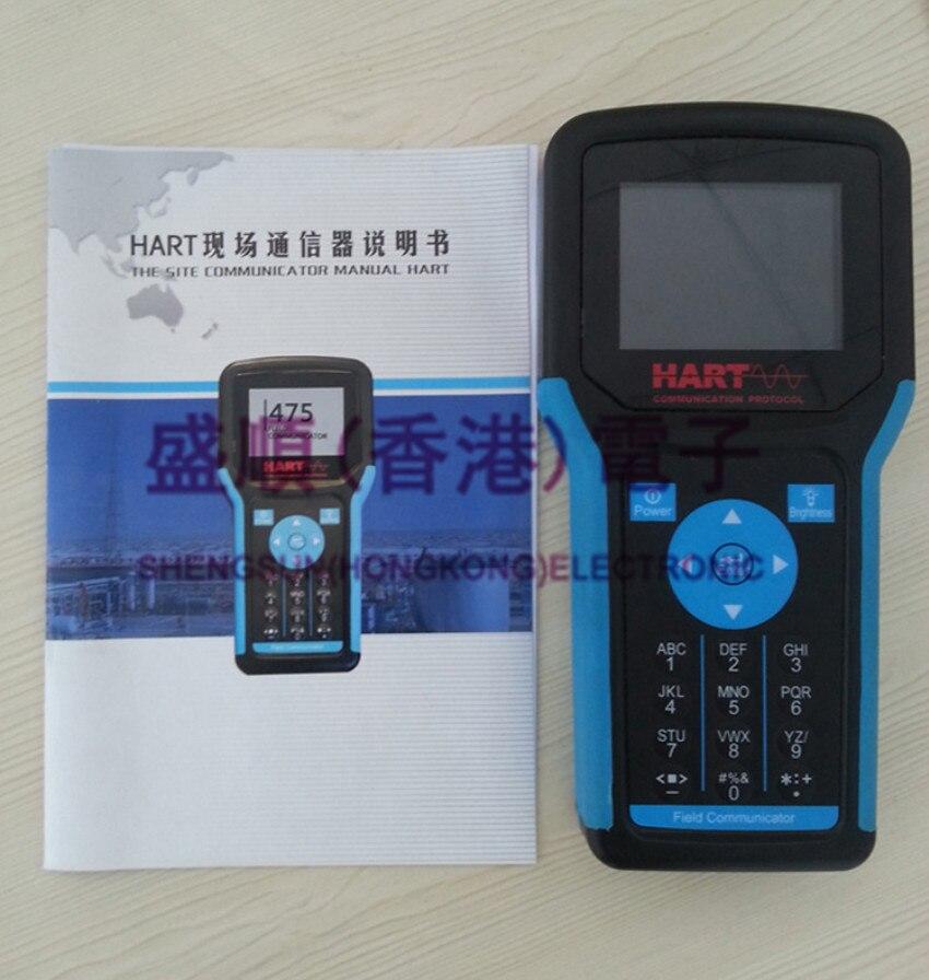 English Color Screen HART475 Handheld HART375 Hand Hold Locator Handheld Communicator