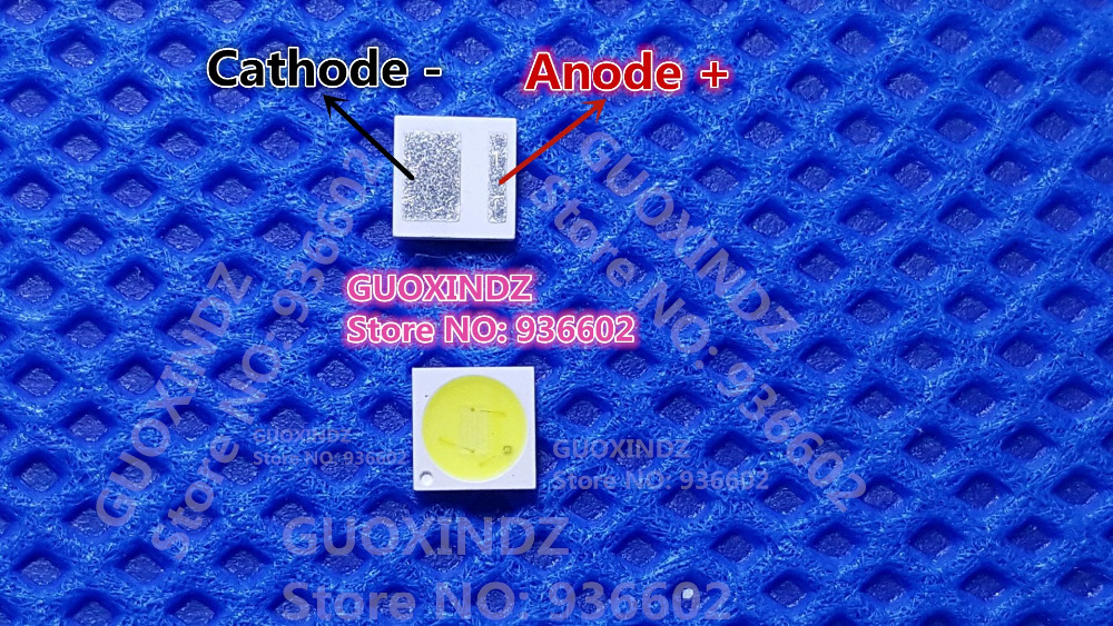 Back To Search Resultselectronic Components & Supplies Friendly 2000pcs For Samsung Led Backlight Tt321a 1.5w-3w 3v With Zener 3228 2828 Cool White Lcd For Tv Application Spbwh1320s1evc1bib Diodes