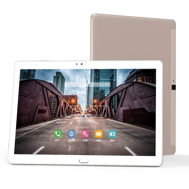 ALLDOCUBE Cube Free Young X7 T10 Plus 4G Phone Call Tablet PC 3GB 32GB 10.1 inch Android 6.0 MT8783V-CT Octa Core GPS 13.0MP