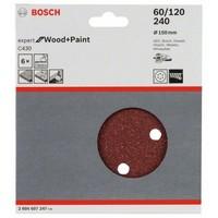 Bosch 2608607247 lija 편심 c430 150mm 8 p 세트 5