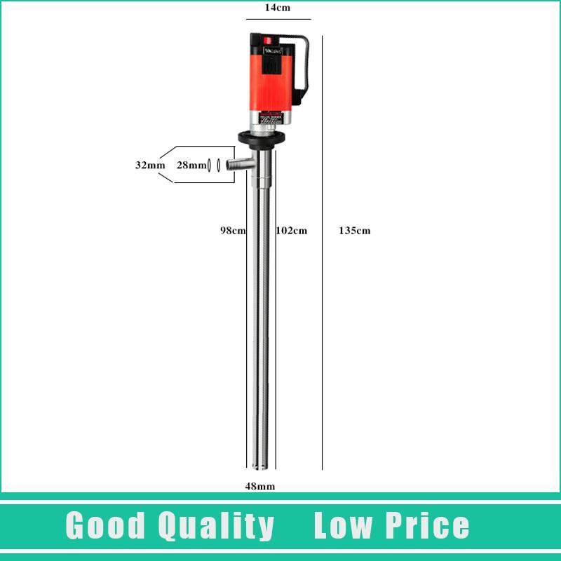 Hot Below 8000CPS Jam Transfer Pump Honey Pump Vertical Sanitary Food Pump D98