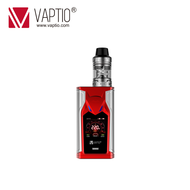Комплект для электронной сигареты электронная сигарета 220 Вт vaptio супер летучая мышь 220 Вт поле MOD электронная 0.1ohm к 5.0ohm 510 нить Vape мод для куре...