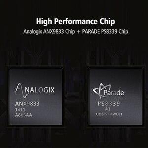 Image 5 - Ugreen 2で1サンダーボルトのmini displayportのdp hdmi vgaアダプタケーブル4 18k 1080 1080pミニdpコンバータmacbook air microsurface