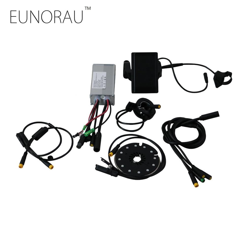 Бесплатная доставка 36V500W e велосипед набор преобразования системы электрический велосипед мотор эпицентра деятельности комплект