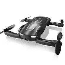 Dobrável rc zangão syma z1 hd câmera 2.4ghz 6 axis controle remoto wifi qudacopter 4ch inteligente rc zangão posicionamento de fluxo óptico