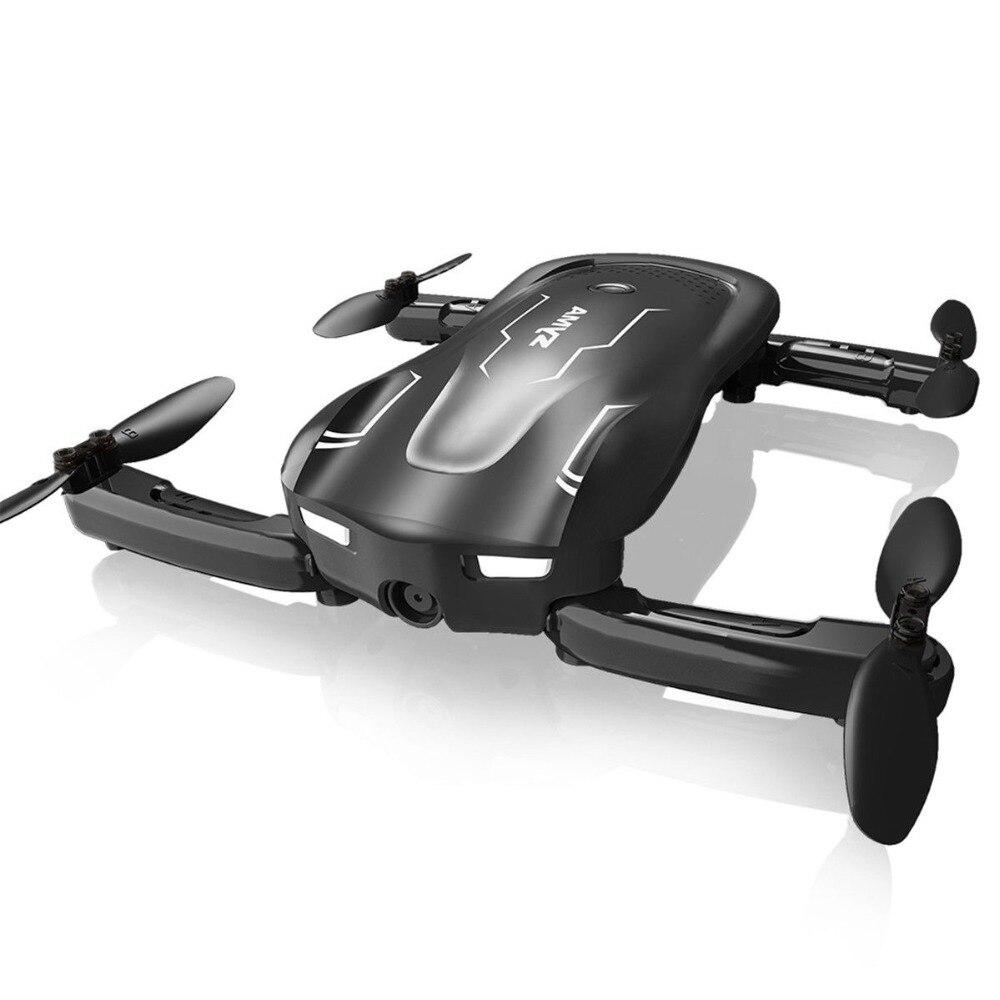 Pieghevole RC Drone SYMA Z1 HD Della Macchina Fotografica 2.4 ghz 6 assi di Telecomando Wifi Qudacopter 4CH Smart RC Drone Ottico flusso di Posizionamento