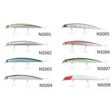 Noeby Popper Hard Fishing Lure Floating 0-1.2m Saltwater Lifelike Hard Fishing Bait 150mm/24g Artificial Bait
