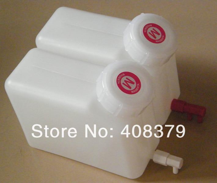 2pcs/lot  ink bottle for bulk system roland mimaki Mutoh large format printer