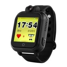 Gw1000 q75 3g pantalla táctil smart watch con cámara niños SOS Llamada Localizador Dispositivo de Seguimiento de Niños Seguro Contra la Pérdida de Monitor