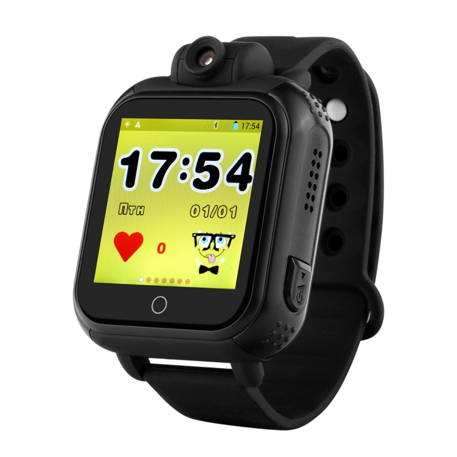 GW1000 Q75 3G Touch Screen Smart Watch with font b camera b font Children SOS Call