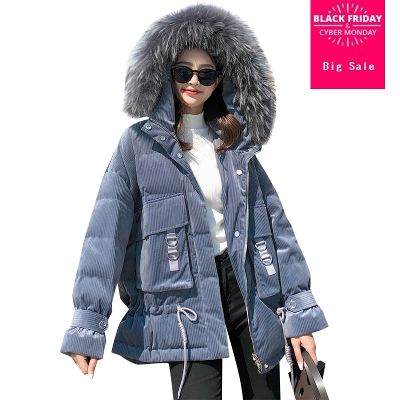 High-quality velvet fabric hooded thicker   down   jacket female luxurious natural fur hooded was thin thicker warm   down     coats   wq669