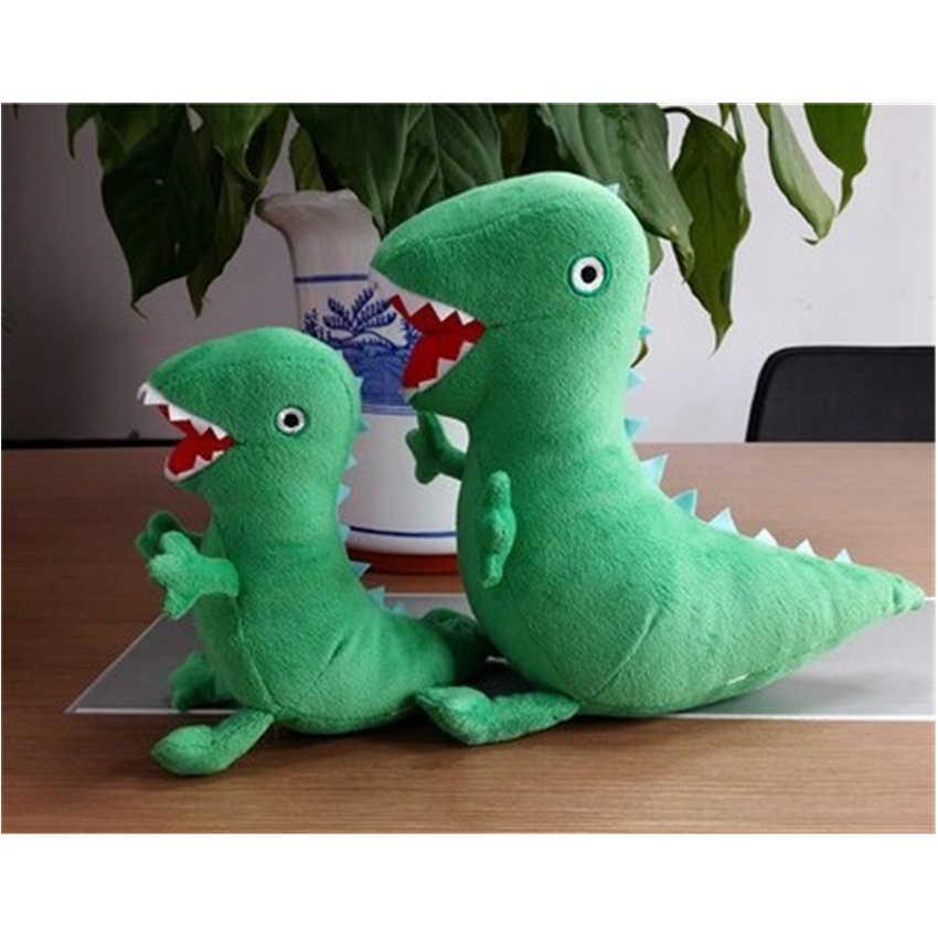 """2018 Sıcak Satış 1 adet/paket Dolması Peluş Bebek Oyuncak Dinozor Ayı ROGE Dinozor 6.5 """"(17 cm) çocuklar peluş oyuncaklar Destek Toptan"""