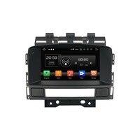 4GB RAM 2 din 7 Android 8.0 Car Radio GPS Multimedia Head Unit for Opel Astra J 2010 2013 With Bluetooth WIFI USB Mirror link