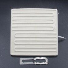 Высококачественная нагревательная пластина, инфракрасная керамическая нагревательная кирпич BGA паяльная станция, выделенная 180*180 мм 800 Вт