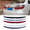 Car Styling ABS Material Roof Spoiler Without The Paint Auto Decoration External Decoration For Toyota Camry 2012-2015