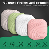2018 New Nut 3 Smart Finder Wireless Bluetooth Activity Tracker Anti Lost Key Tag For Smart