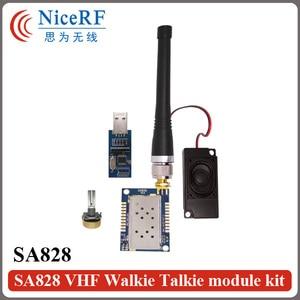 2PCS SA828 1W Output Power Aud