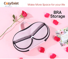 ФОТО travel mesh underwear bra storage box lingerie portable protect holder sexly underwear bra cover box clothes storage organizer