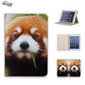 Lovely Koala Rabbit Bear For Apple iPad mini Case Pu Leather Magnetic Cover Case For New iPad mini Animals Pattern