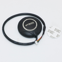 Wholesale CRIUS NEO-GPS & MAG V2 NEO-7M GPS Module w/Compass for APM Pixhawk PX4 Flight