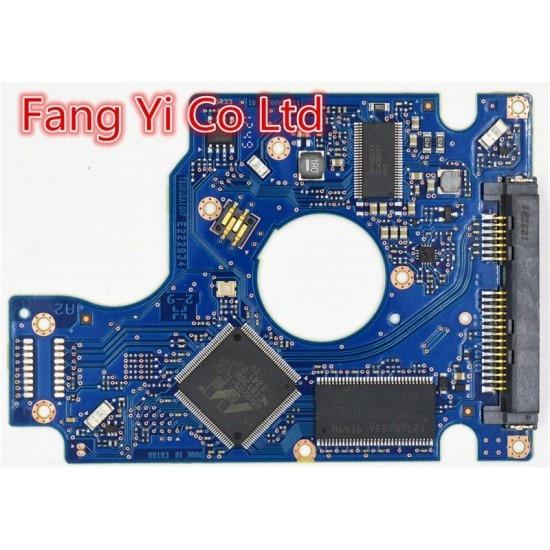 HDD PCB for Hitichi / 220 0A90351 01/ IC:88i9205-TLA2 / STICKERS:0J21935,0J24159,0J24157,0J21933,0J24301 / HTS545050A7E380