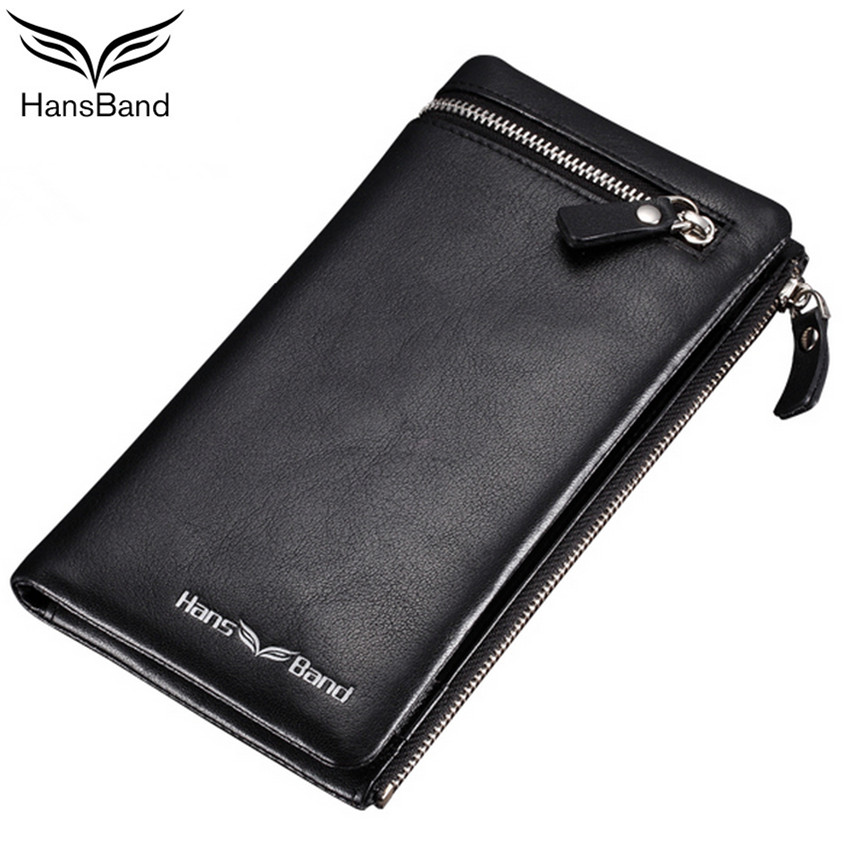 Luxury Brand Men Wallets Genuine Leather Clutch Wallets Men Purses Long Male Wallet Bag Famous Designer Wallet Card Holder yotat 4pcs refillable ink cartridge lc223 for brother dcp 4120dw mfc j4420dw mfc j4620dw mfc j4625dw mfc j480dw mfc j680dw
