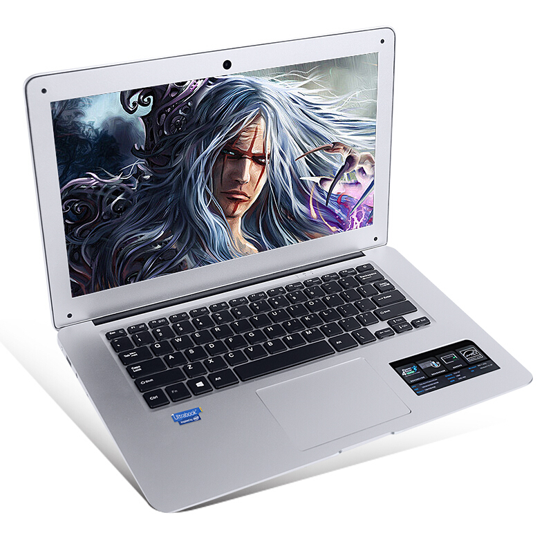 ZEUSLAP A8 Plus Intel Core i7 6500U CPU 14inch 4gb ram 128gb ssd 1920x1080P FHD windows