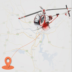 Image 4 - JCZK 300c סולם חכם Drone 6CH RC מסוק 450L חלי 6CH 3D 6 ציר Gyro Flybarless GPS מסוק RTF 2.4GHZ Drone צעצוע