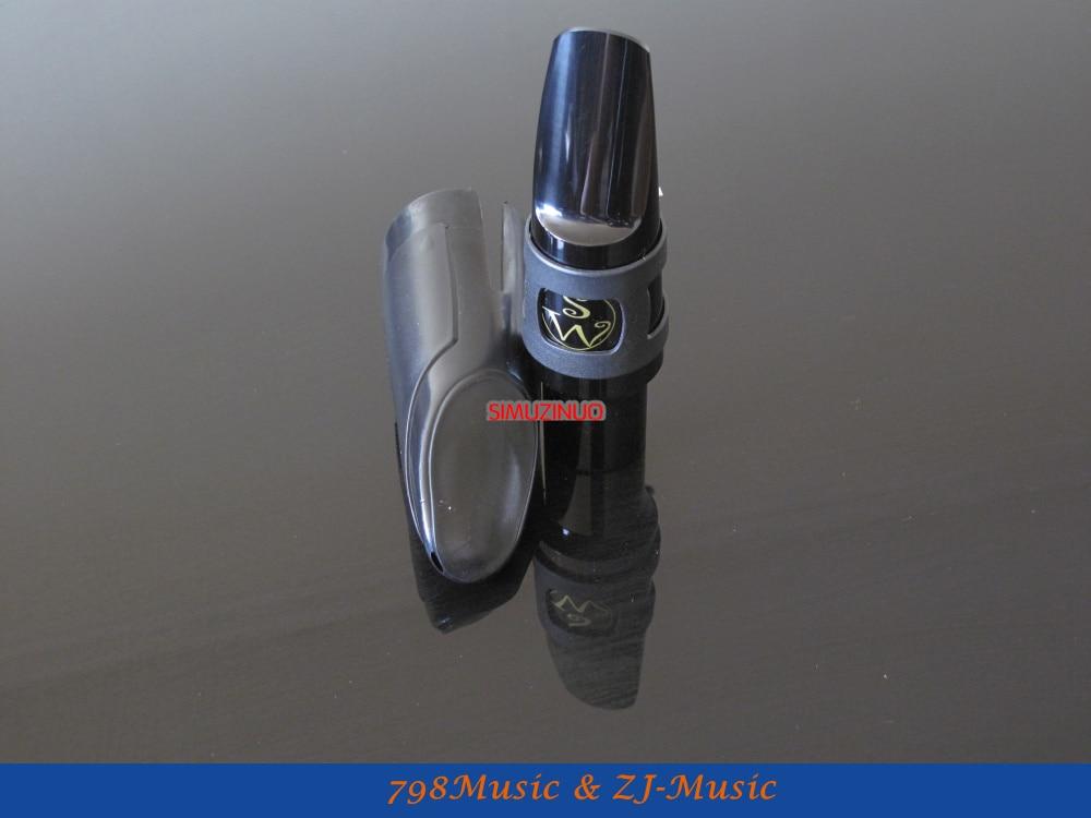 ФОТО Rubber Bb Tenor  Saxophone Mouthpiece