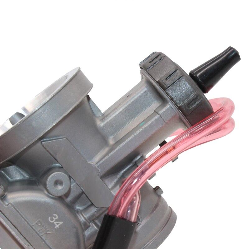 Carburateur moto PowerMotor 4 T moteur 42 33 35 36 38 40 34mm carburateur PWK carburateur utilisé à moteur tout-terrain - 5