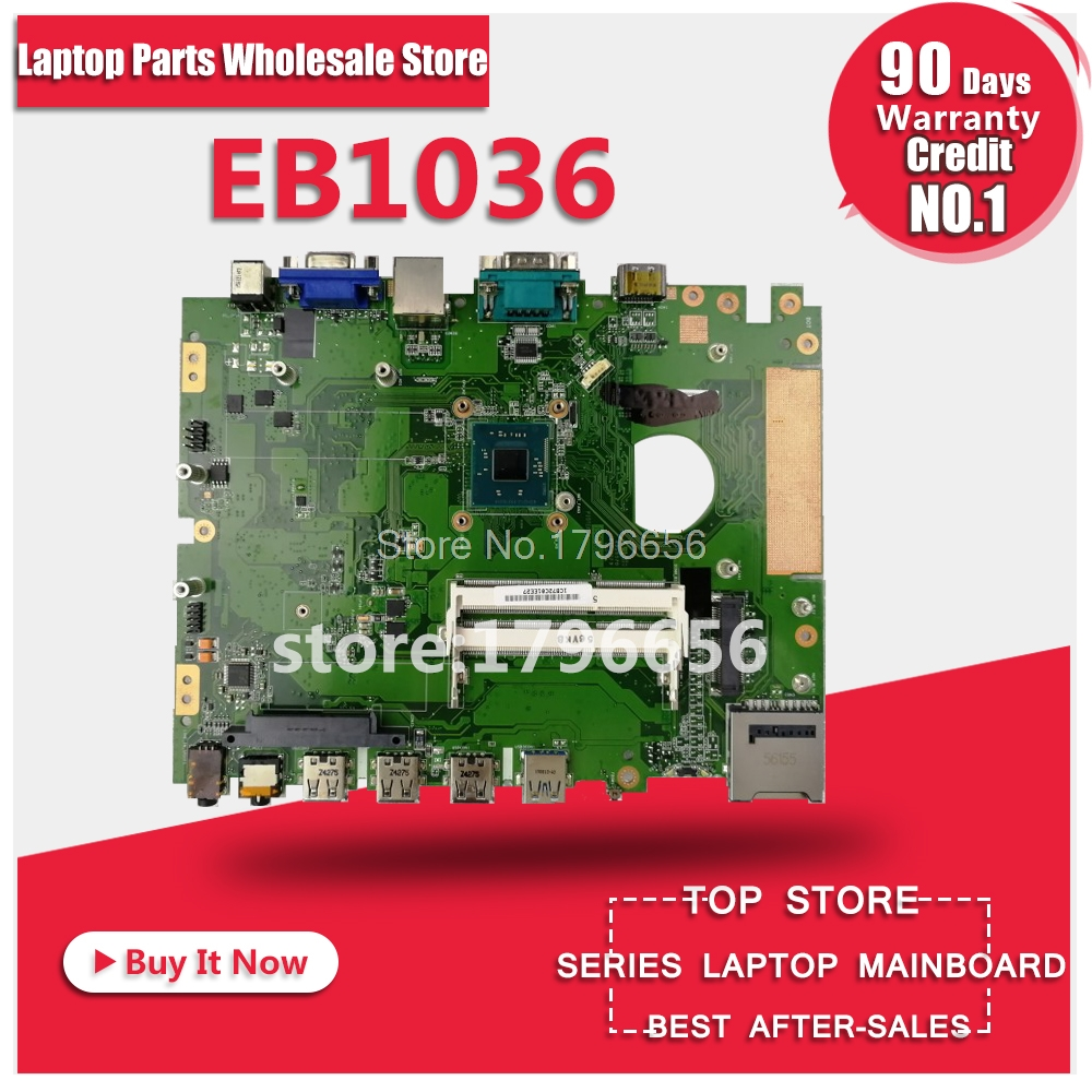 for asus BE103 BE1036 J1900 Laptop motherboard system board main board mainboard Card Logic board used for toshiba 281c 351c 451c copier motherboard logic board interface board lgc board