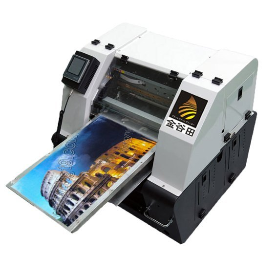 White ink Fabric & Leather Laser Cutting Engraving Machine