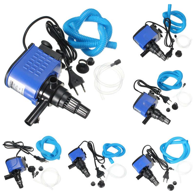 12W 15W 20W 25W 35W 45W 3-in-1 Wave Maker Purifier Filter Oxygen Water Pump  Aquarium Fish Tank Powerhead