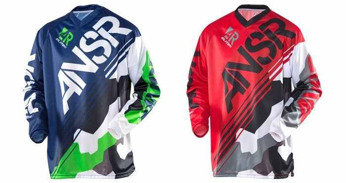 Jazda na rowerze 2016 męska koszula z długim rękawem rower górski koszulka Motocross DH Downhill Jersey rower jazda na rowerze odzież rowerowa MX MTB koszula XS ~ X