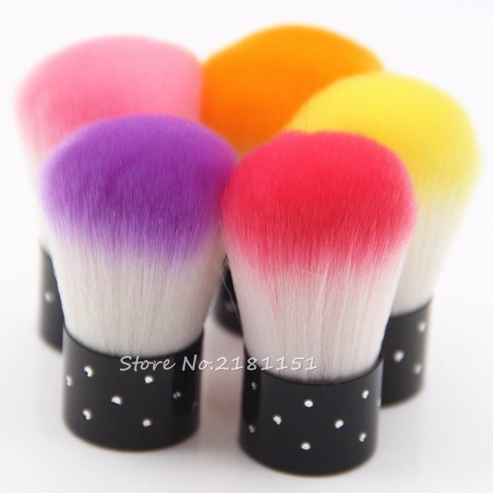Hot selling nieuwe nail tools brush voor acryl & uv gel nail art dust - Nagel kunst - Foto 1