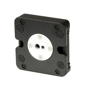 Image 3 - Ulanzi z フレックスチルト三脚ヘッドアルミ合金折りたたみクイックリリースプレートスタンドマウント用の水準器電話カメラ
