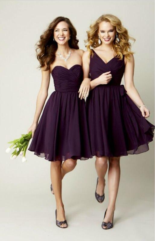 Achetez en gros prune robes pour juniors en ligne des for Concepteurs de robe de mariage australien en ligne