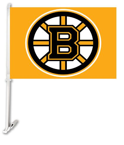 30x45CM Boston Bruins car Flag window Car flag polyester Car decoration with flagpole Free Shipping ...